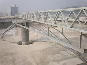 全桥式周边传动刮泥机
