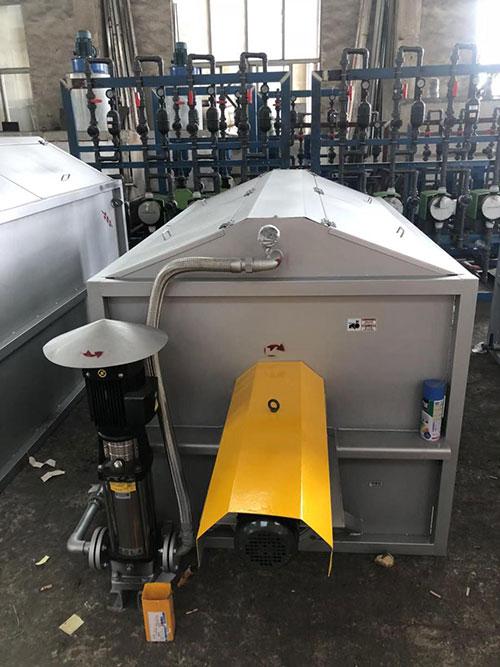 转鼓式精密过滤器HWL-1000型